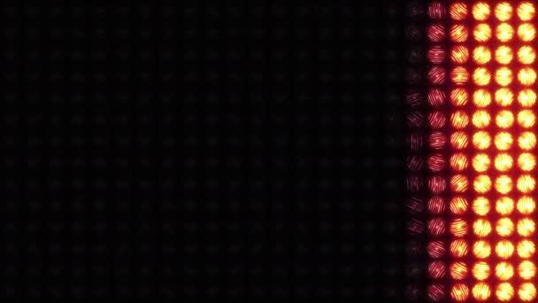 Függőleges változata a nagy fal, a fény gyújtás