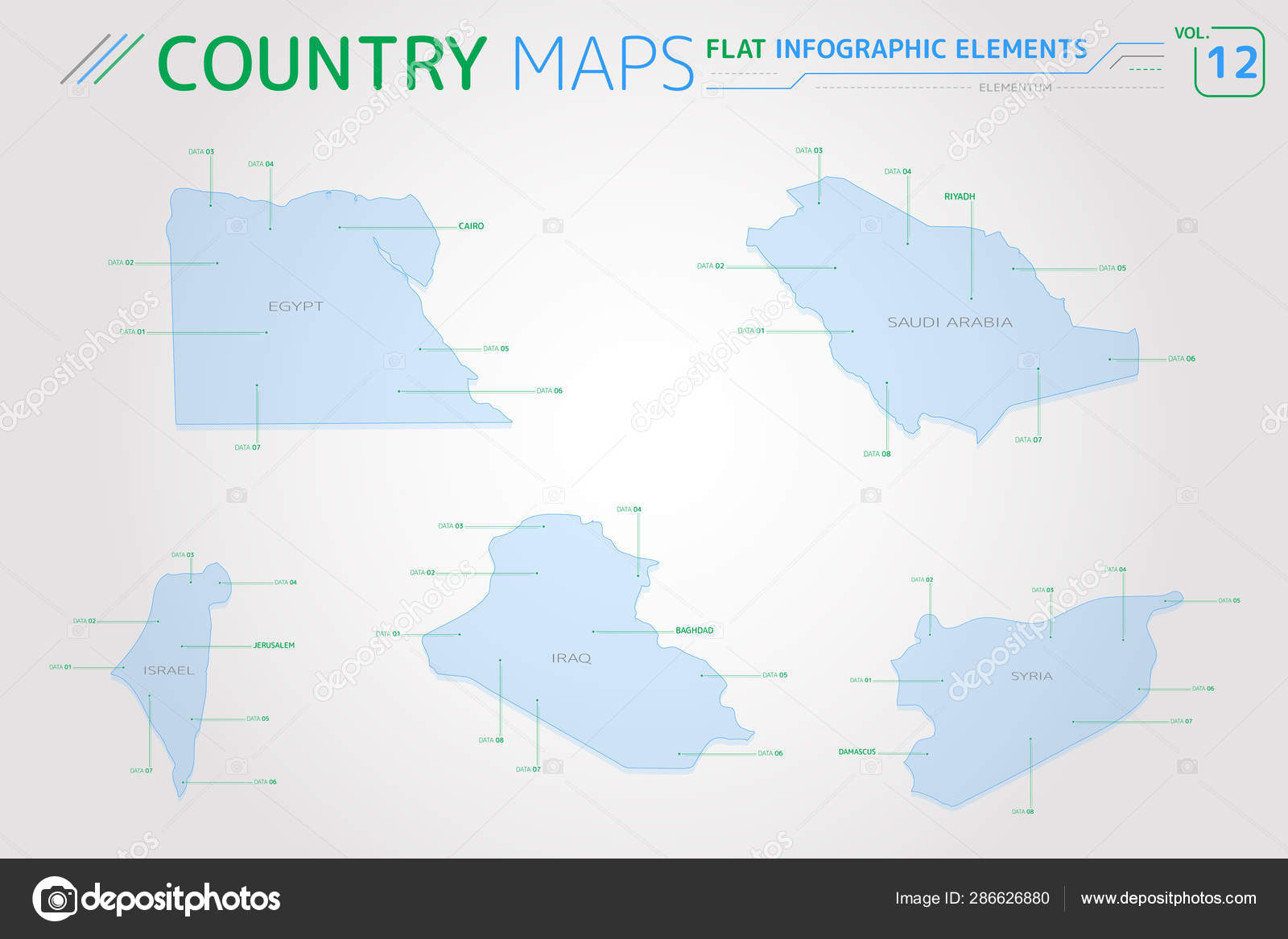 Saudi map Stock Vectors, Royalty Free Saudi map ... on
