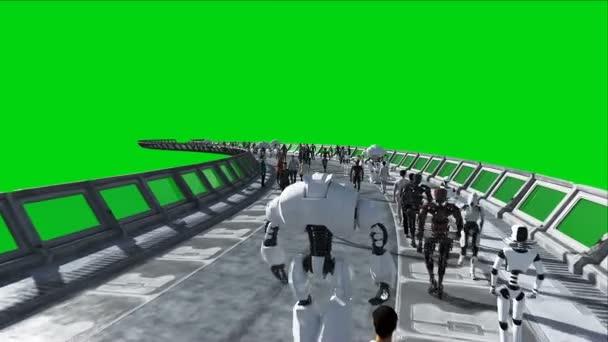 tranzacționarea cu un videoclip robot)