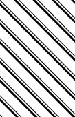 Diagonal lines pattern. Black and white