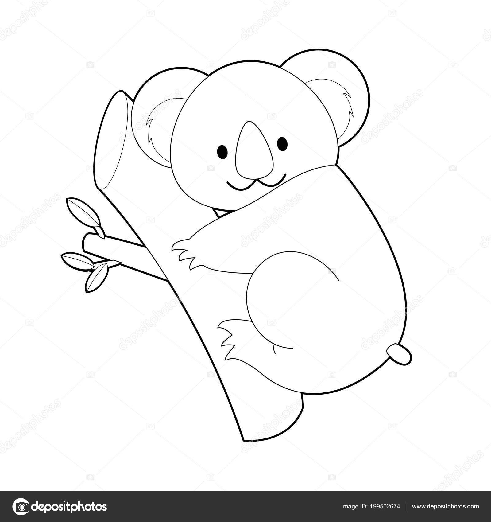 kleurplaat eenvoudig tekeningen dieren voor kleine