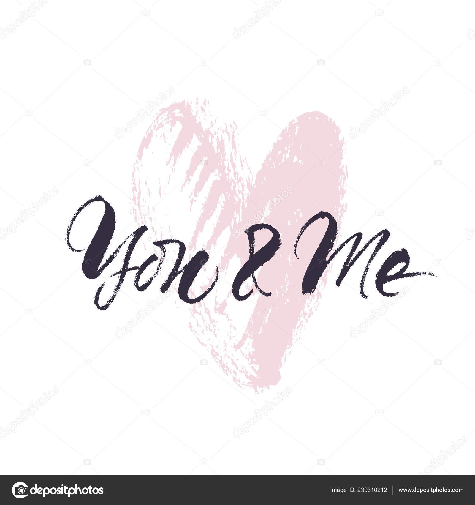 Vous Moi Mariage Saint Valentin Carte Citation Amour Source