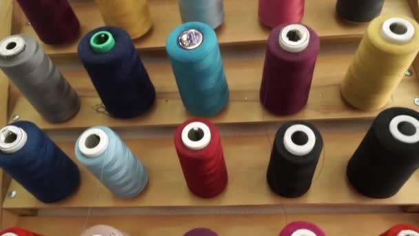 Herstellung industrieller Textilien - Spinnerei