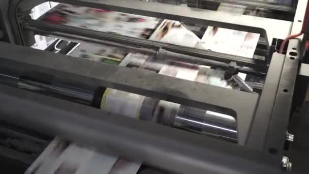 tisk barevných novin s ofsetový tiskový stroj na tiskařský stroj