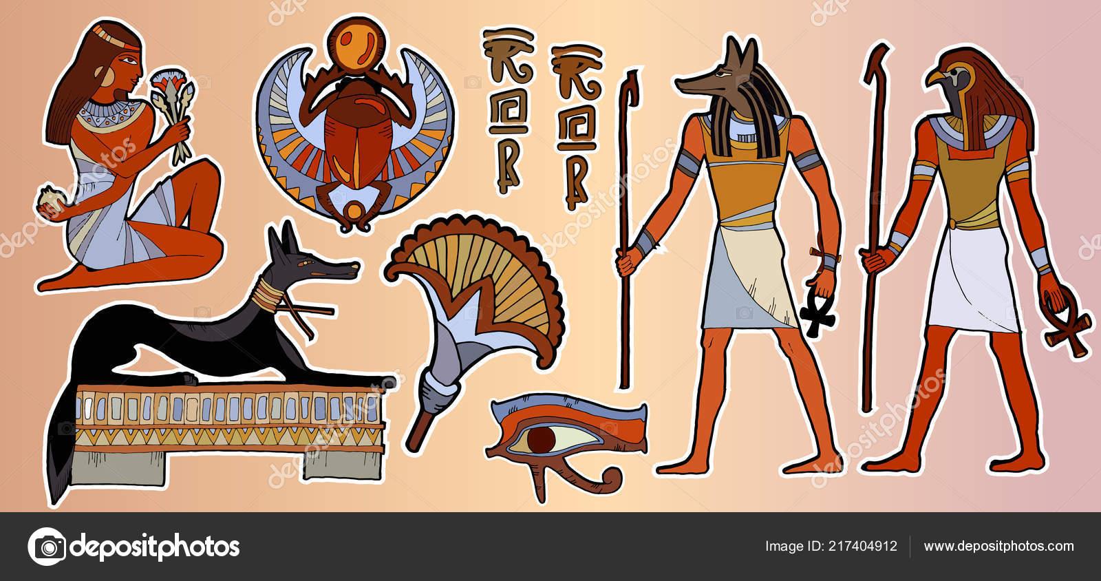 Patch dei faraoni egiziane antico egitto adesivi art patch moda