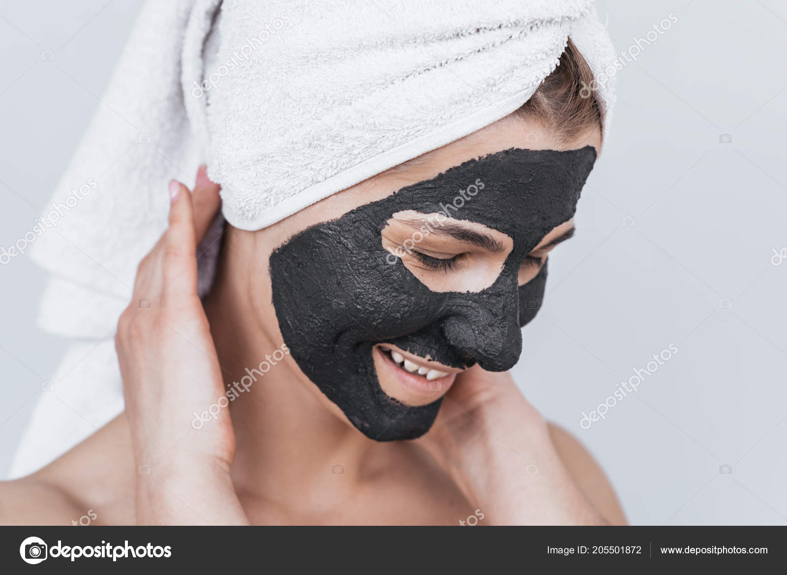 What is useful for black clay for the face