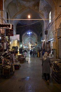 """Картина, постер, плакат, фотообои """"vakil bazaar, shiraz, fars province, иран, 23 июня 2019, locate """", артикул 284307482"""