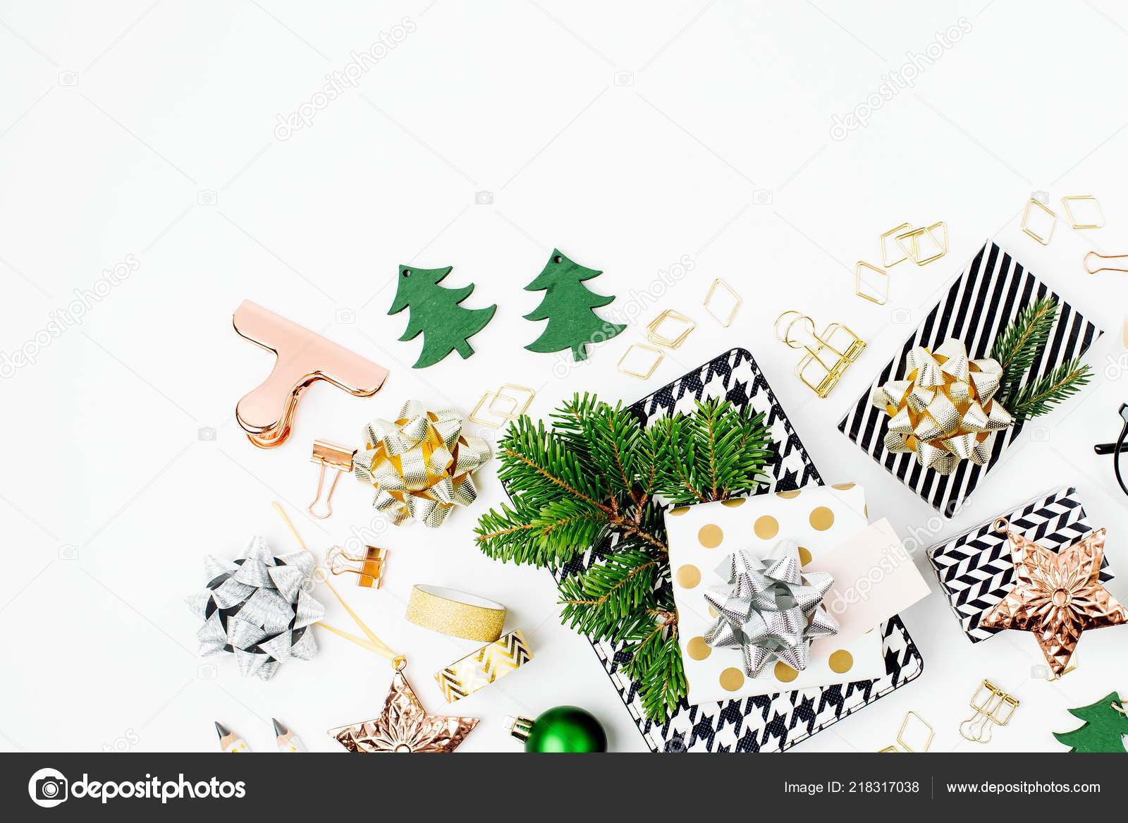 Christmas Winter Decorations Business Stationery Gifts Secret Santa ...