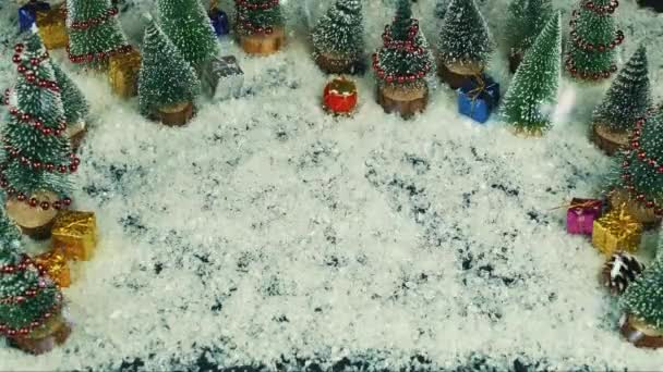 Stop motion animation of Christmas party 2026