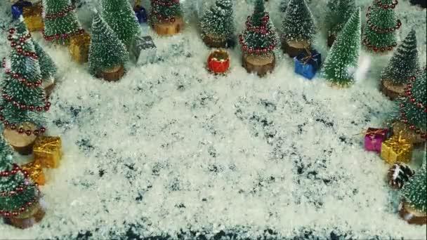 Stop motion animáció dán, az angol karácsonyi ünnepeket