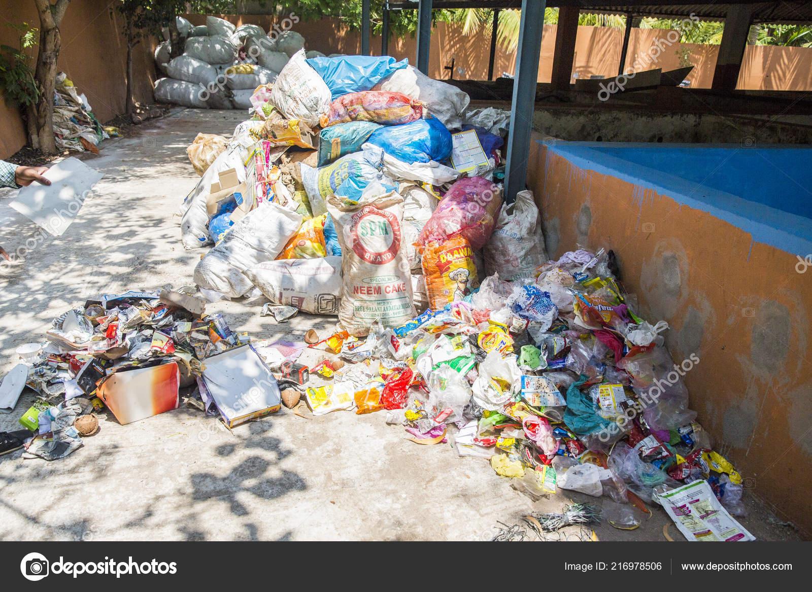 Waste Plastic Bottles Other Types Plastic Waste Waste