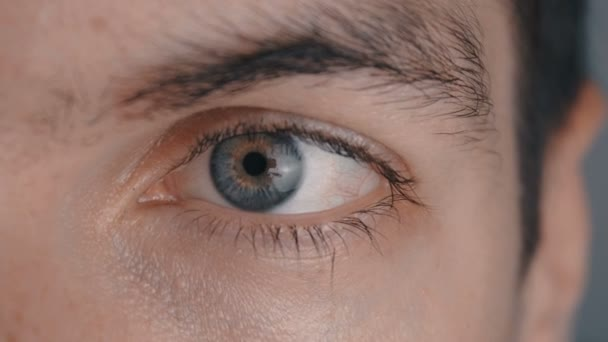 Close-up of a Males Eye