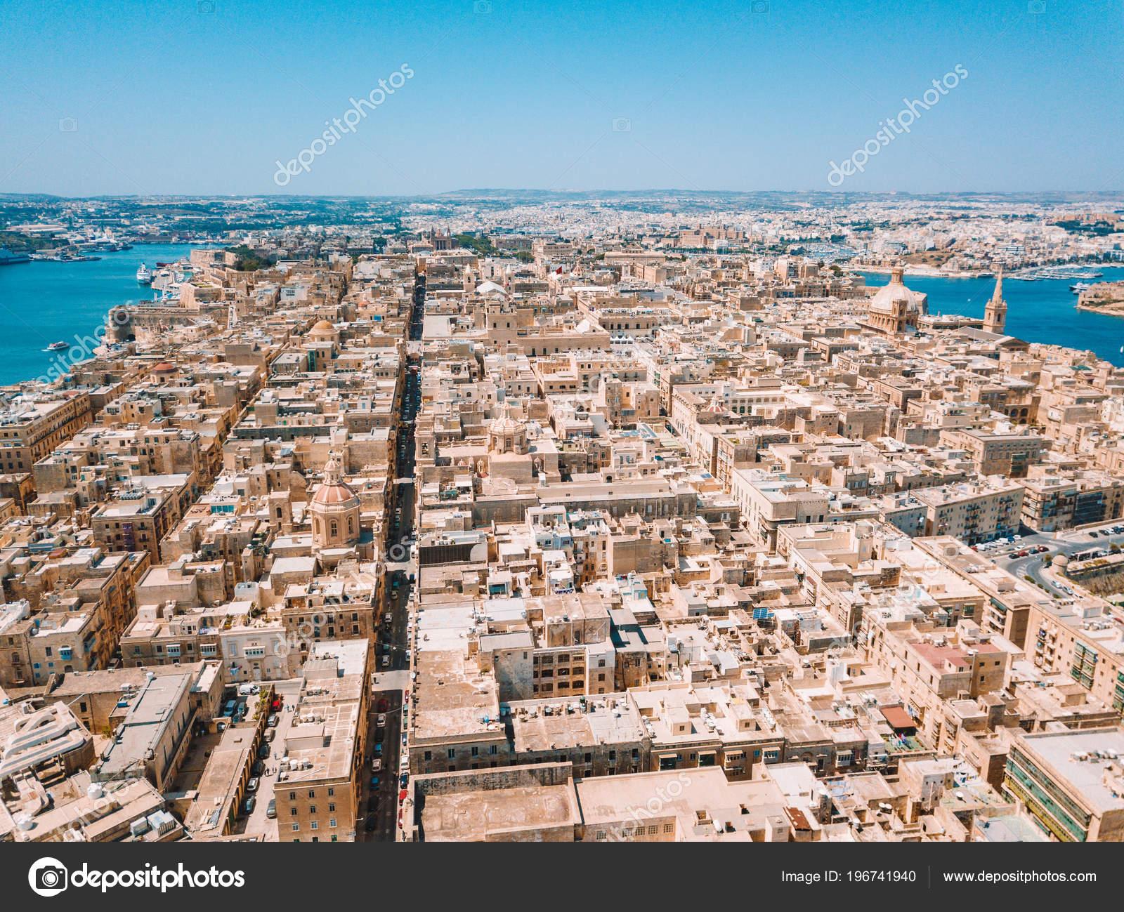 huvudstaden i malta