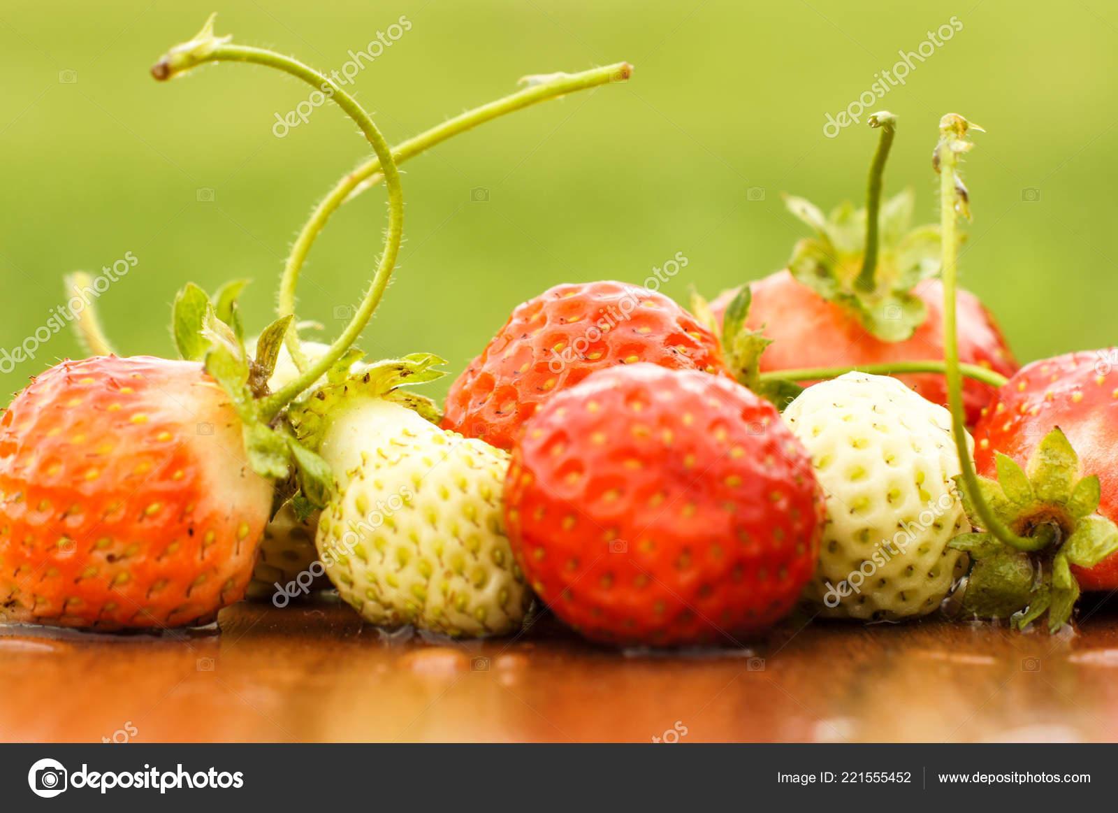 Las vitaminas de la fresa