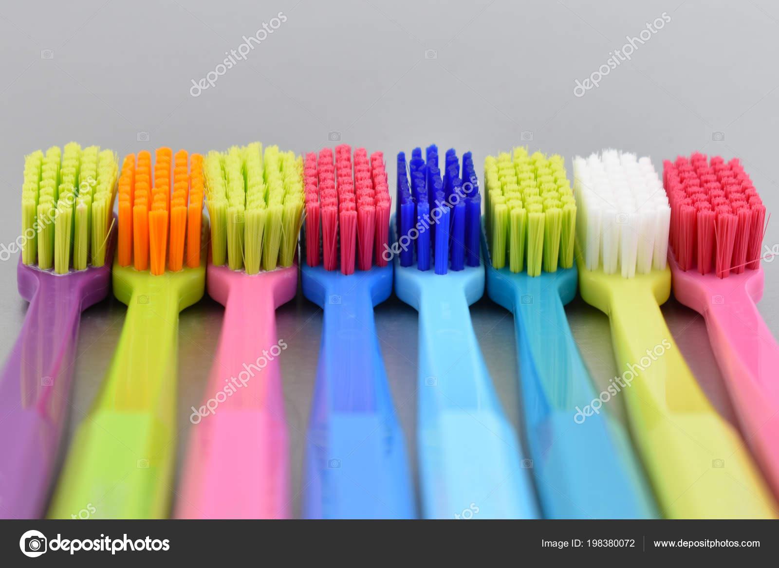 Oakland Salle De Bain ~ images brosses dents multicolores hygi ne matin images accessoires