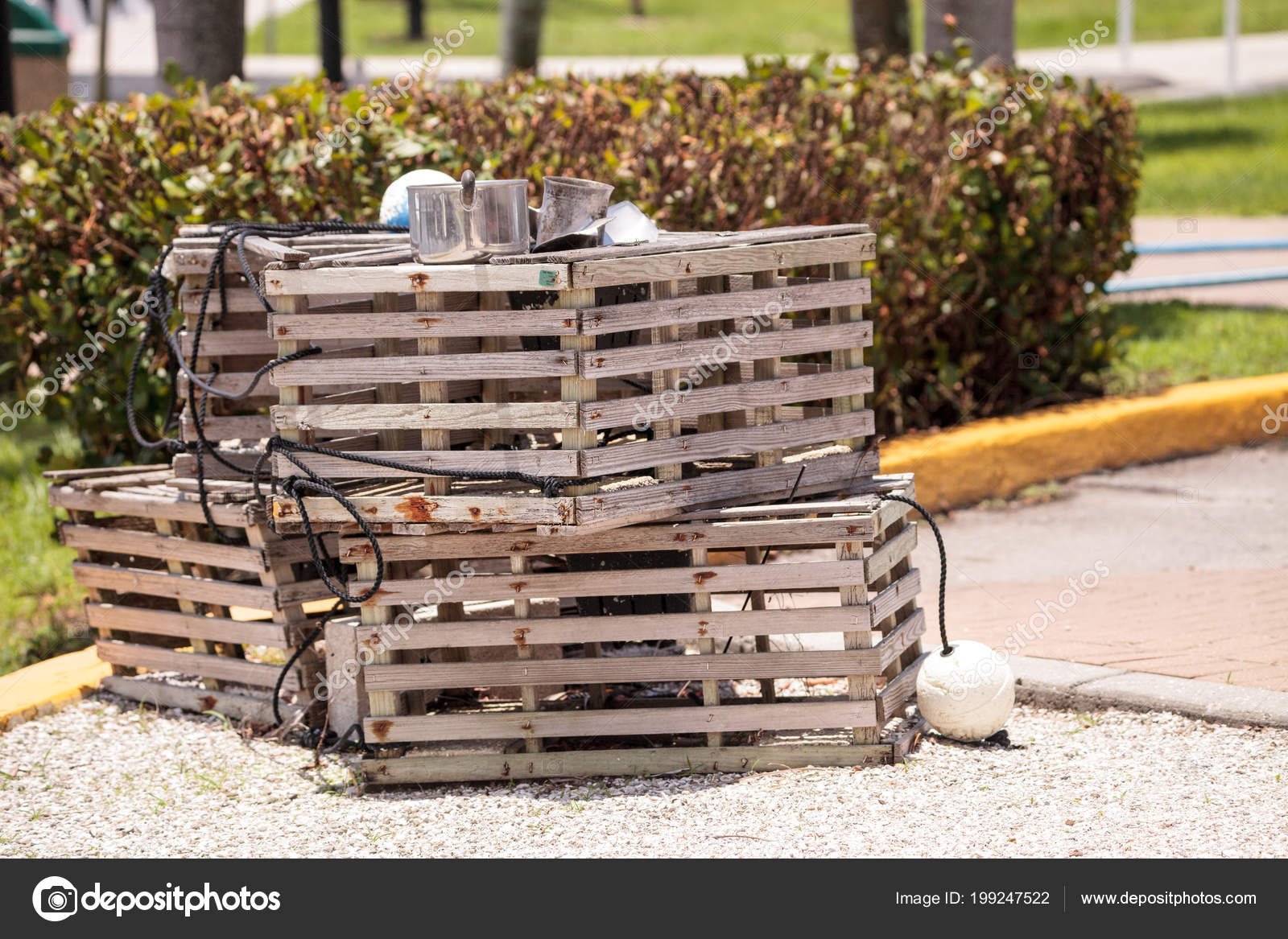 Wooden Lobster Traps For Sale In Florida Crab Lobster Traps Sit