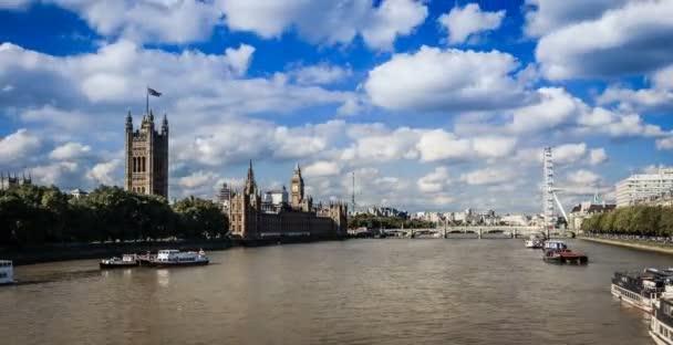 Timelapse of City of London, UK
