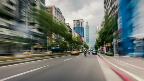 POV train time lapse (hyperlapse action) of the Taipei metro in Taiwan   This 8k timelapse is from the brown line, the Wenhu (Taipei Zoo) line   Effective modern transportation concept,