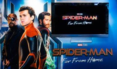 Bangkok, Thailand - Jun 26, 2019: Marvel's