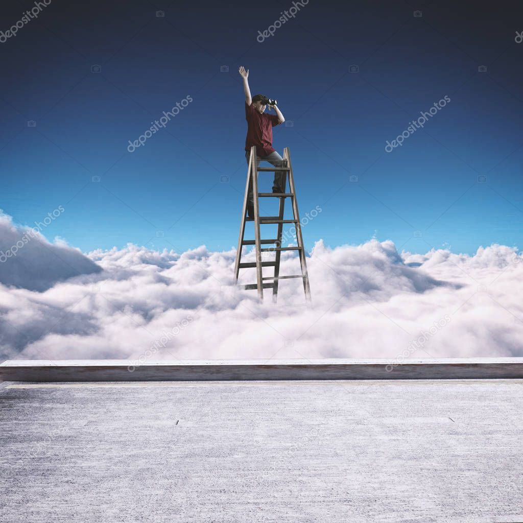 Ladder overclouds