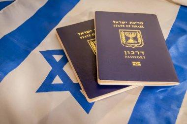 Two State of Israel bio-metric