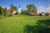 Fotografie Blick auf Cunewalde