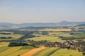 Fotografie Oberlausitz aus der Luft