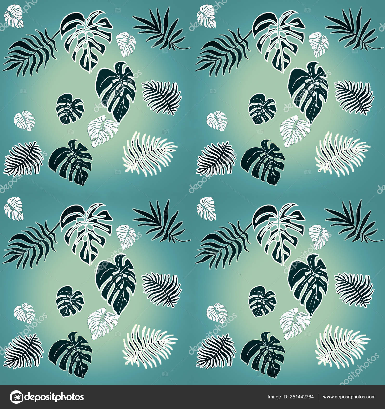 Tropical Green Leaves Seamless Pattern Pink Background Exotic Wallpaper Stock Photo C Ttyz Mail Ua 251442764 Here you can explore hq tropical leaves transparent illustrations, icons and clipart with filter setting like size, type, color etc. https depositphotos com 251442764 stock photo tropical green leaves seamless pattern html