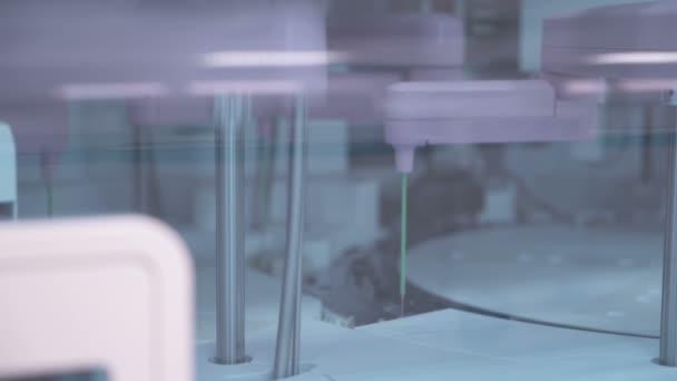 Zkumavky. Lékařské laboratoře. Lékařské vybavení