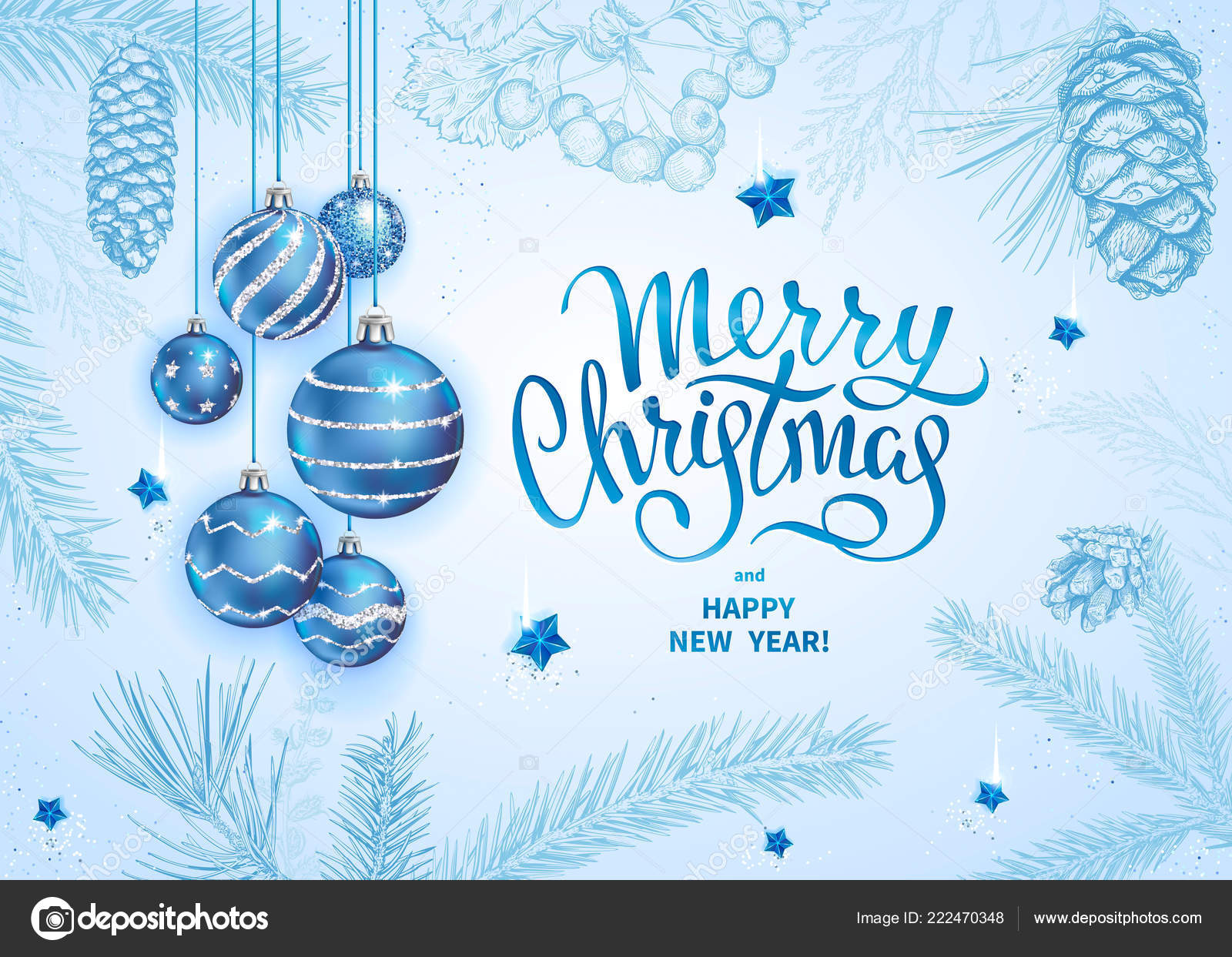 Wesołych świąt Bożego Narodzenia Ozdoba 2019 Grafika Wektorowa
