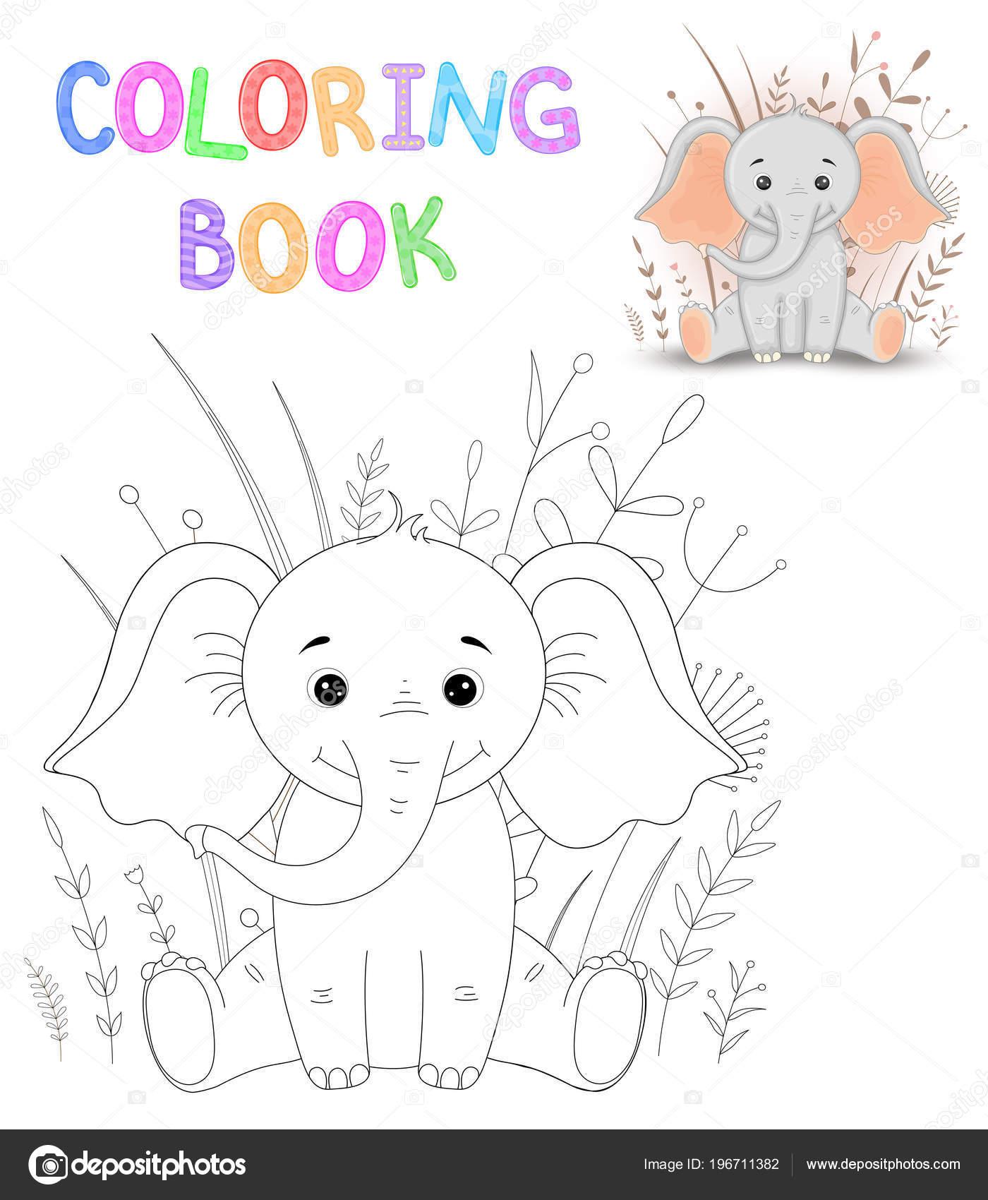 Disegno Di Scuola Da Colorare.Disegni Da Colorare Libro O La Pagina Per I Bambini Di Eta