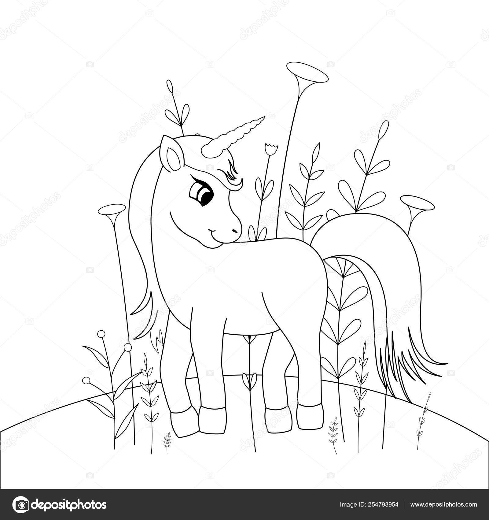 Los Niños S Libro Con Animales De Dibujos Animados Para