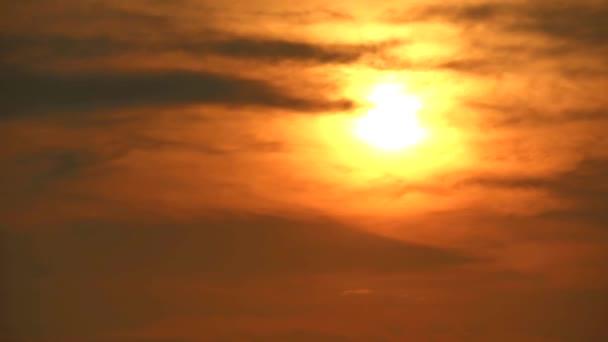 naplemente back Cloud blur Ray és a fényt a meleg időjárás