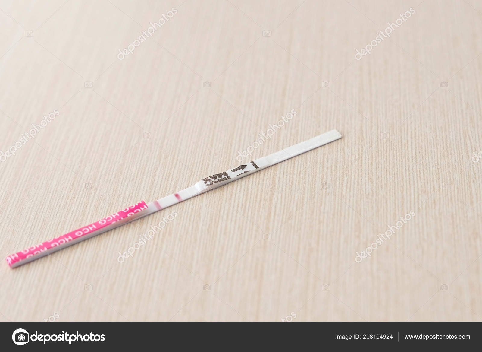 pregnancy test results positive pictures