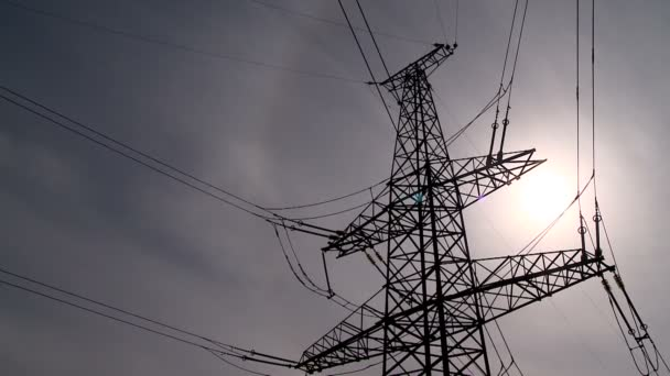 High voltage power generating transmission tower