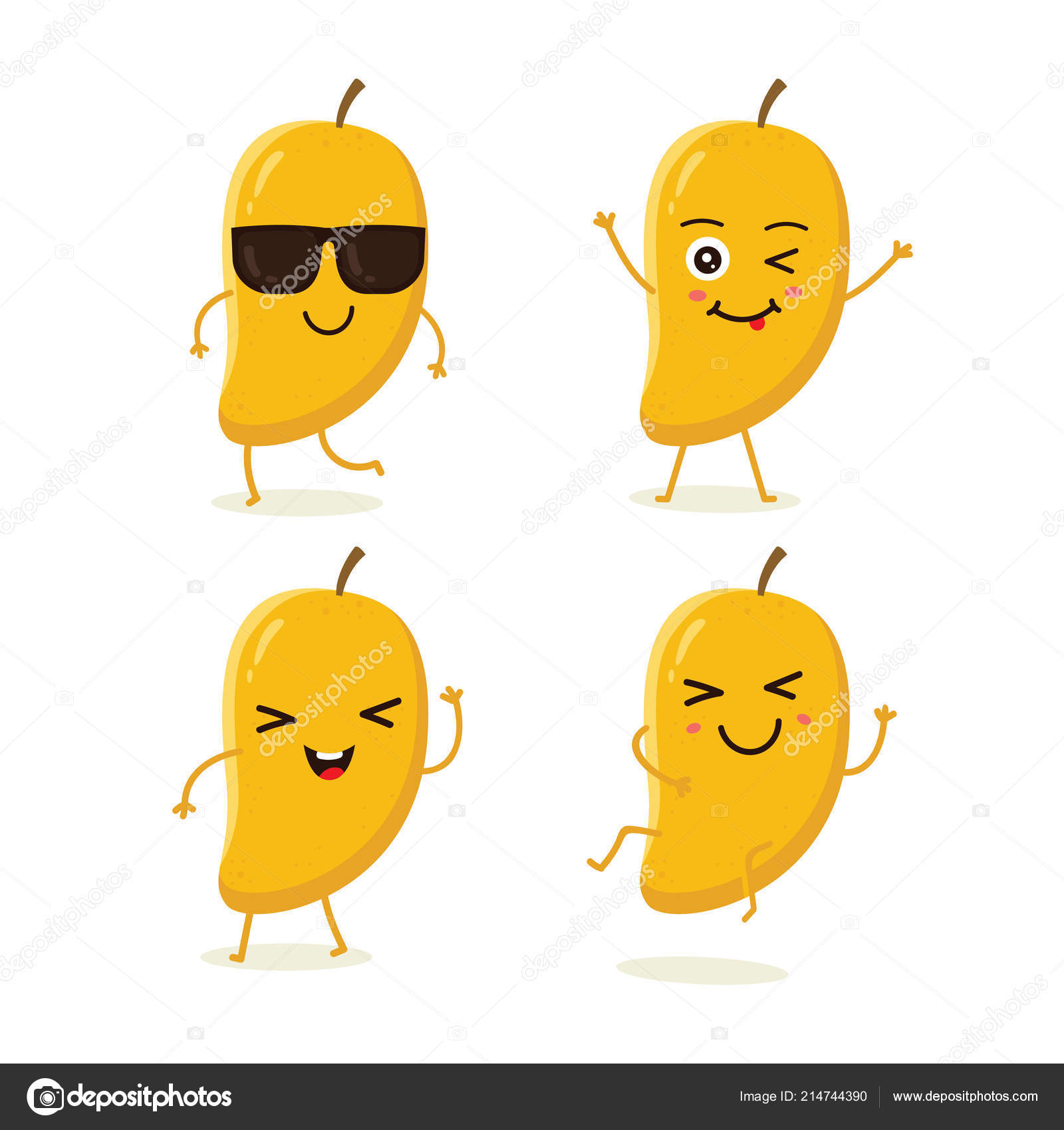Animated Pictures Of Mango Fruit