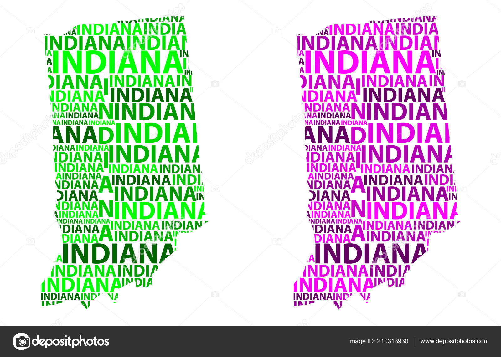 Sketch Indiana United States America Hoosier State Letter ... on stereotypes of states in america, on a map of stereotypes america, stereotypical america,