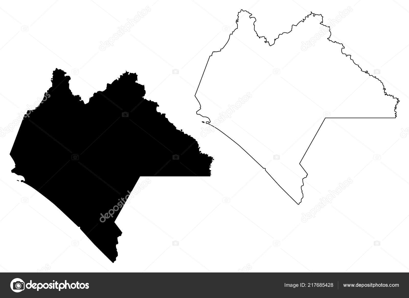 Chiapas United Mexican States Mexico Federal Republic Map Vector ...