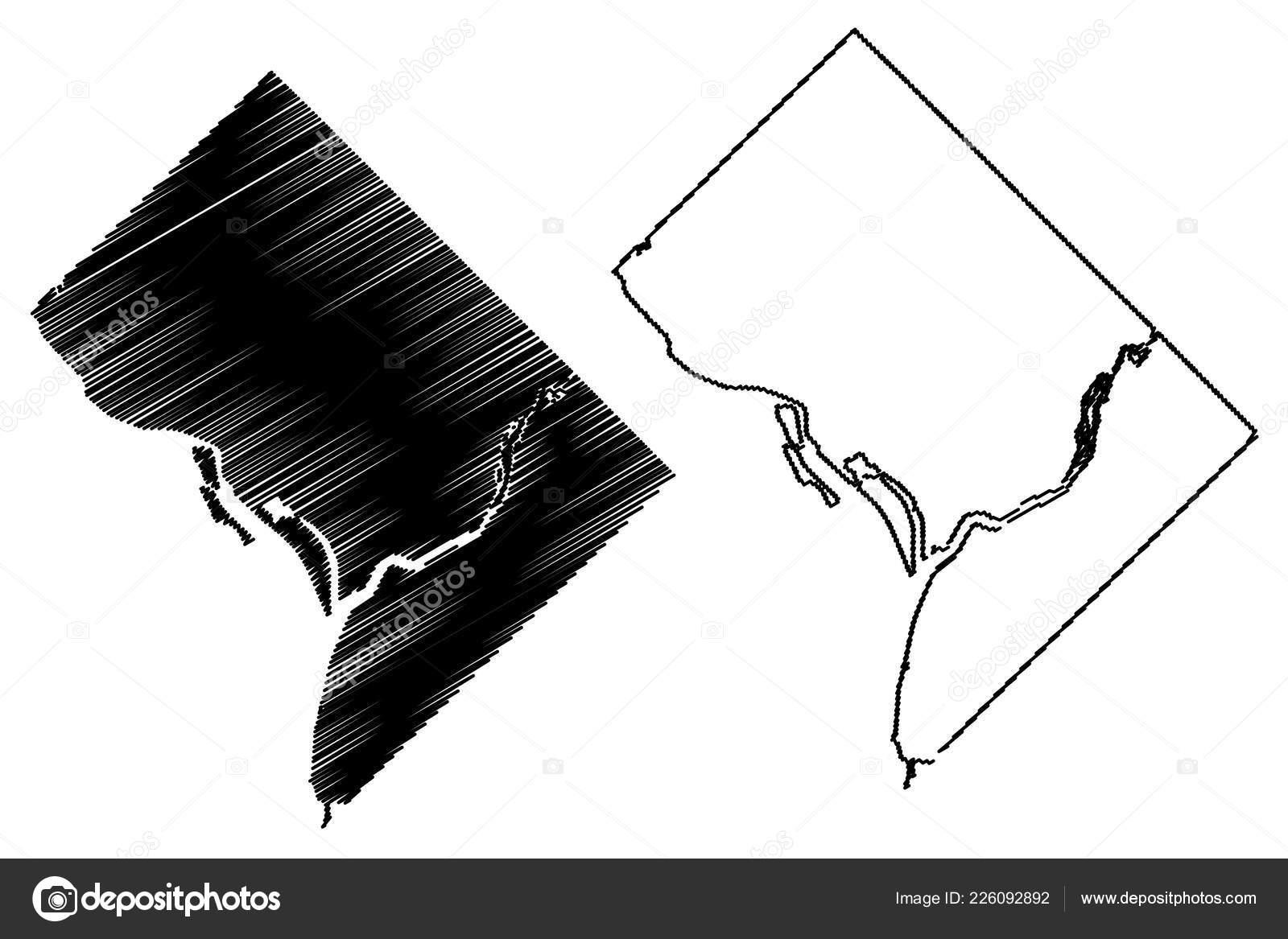 Washington City United States Cities United States America ...