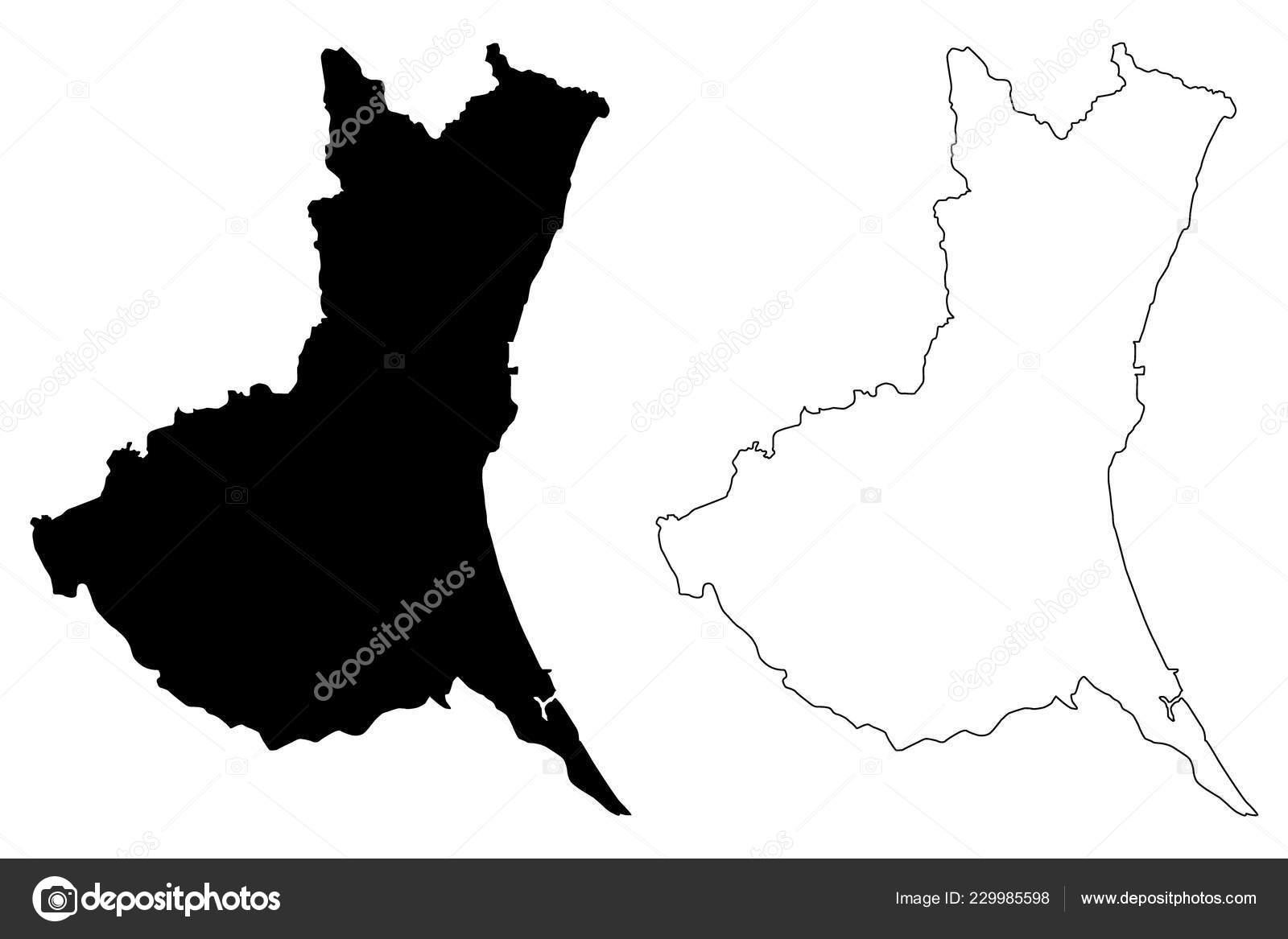 Ibaraki Japan Map.Ibaraki Prefecture Administrative Divisions Japan Prefectures Japan