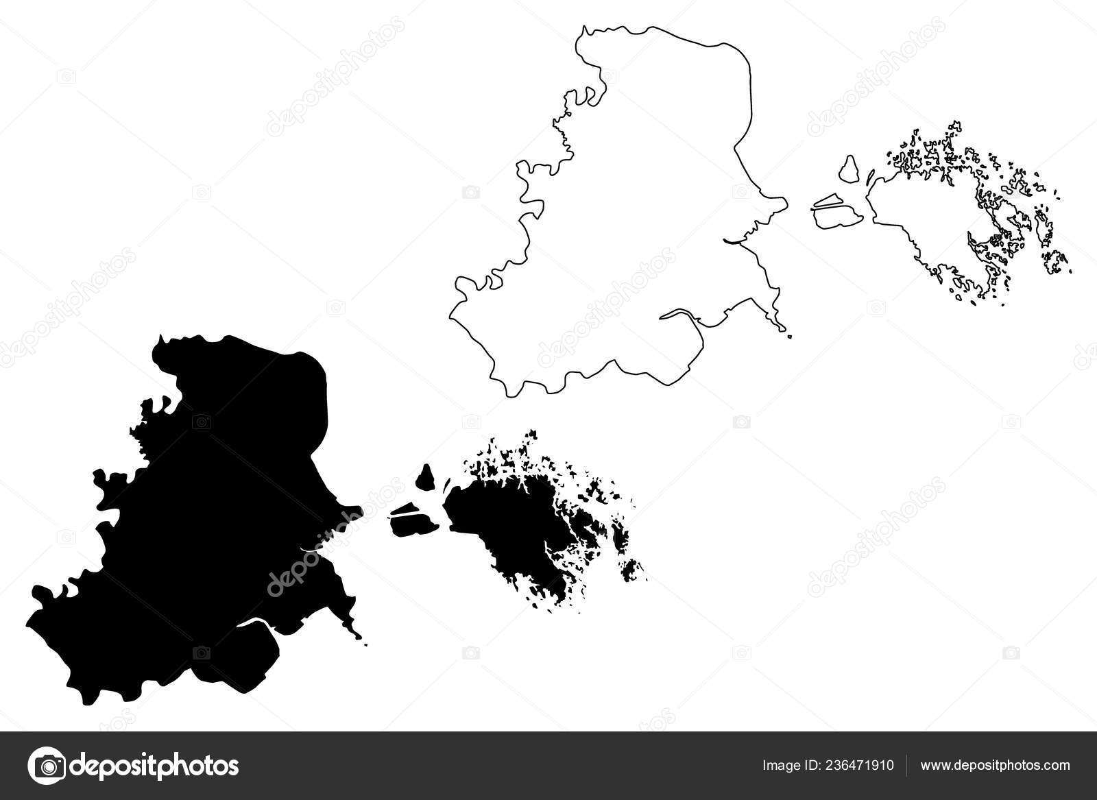 Haiphong Province Socialist Republic Vietnam Subdivisions Vietnam