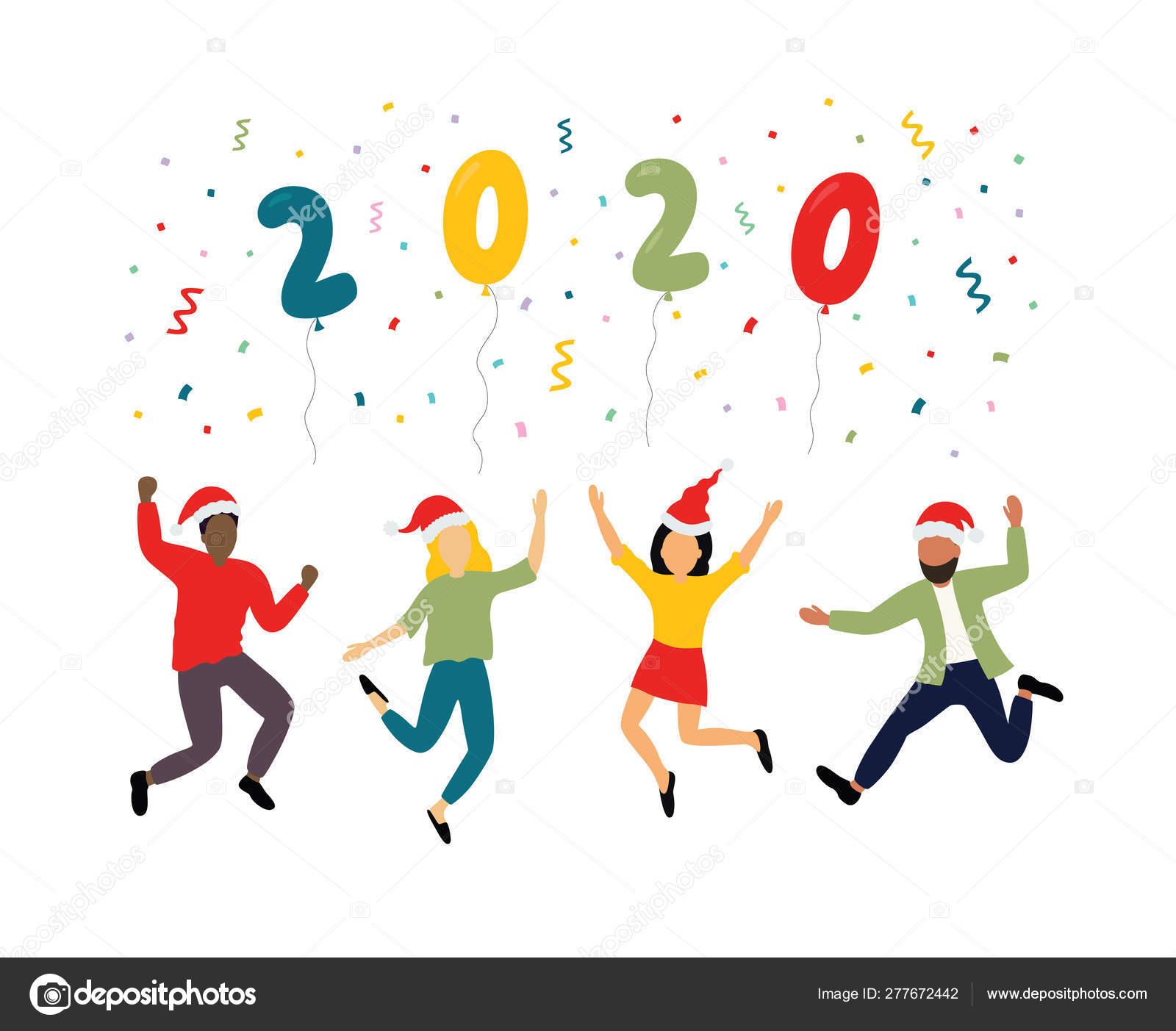 Happy New Year Cartoon 86