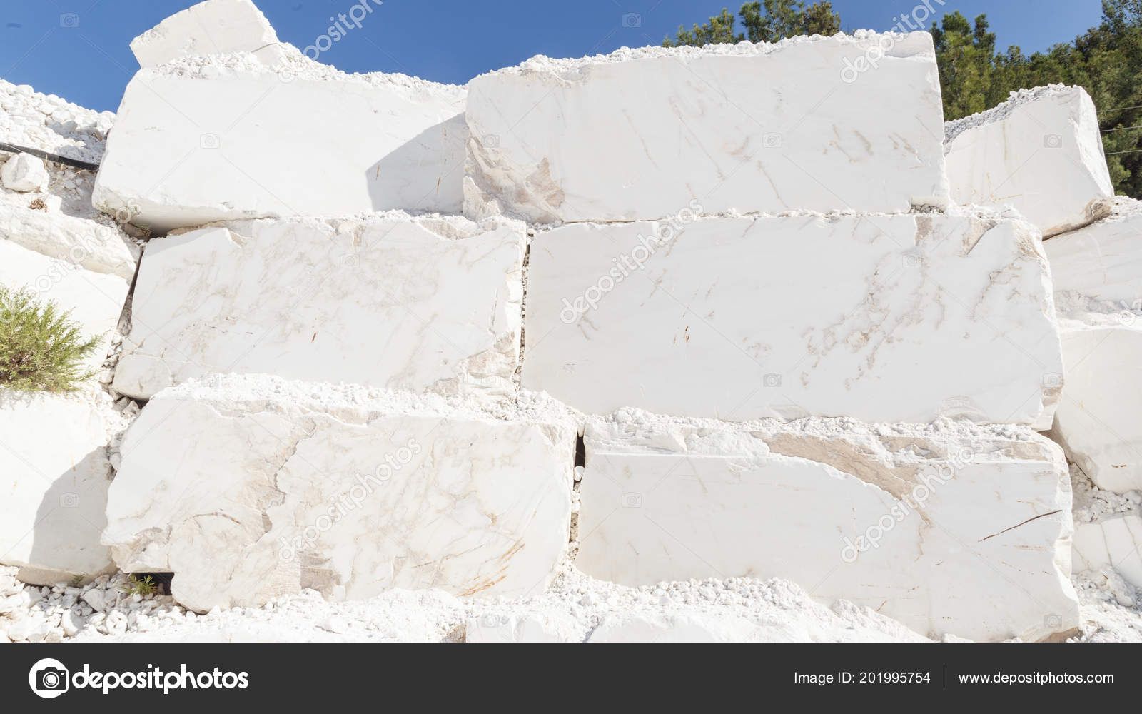 Stone White Gray Marble Texture Background Kitchen Floor