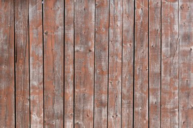 Close up view of old wooden planks background stock vector
