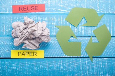 Recycle waste products