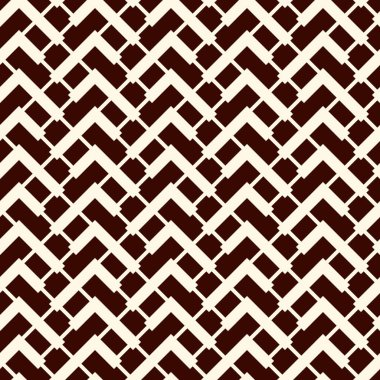 Chevron diagonal stripes abstract background. Seamless surface pattern with geometric ornament. Zigzag horizontal lines