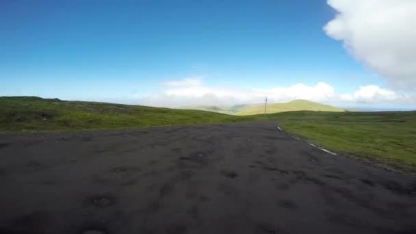 Cestování na venkově na Faerských ostrovech