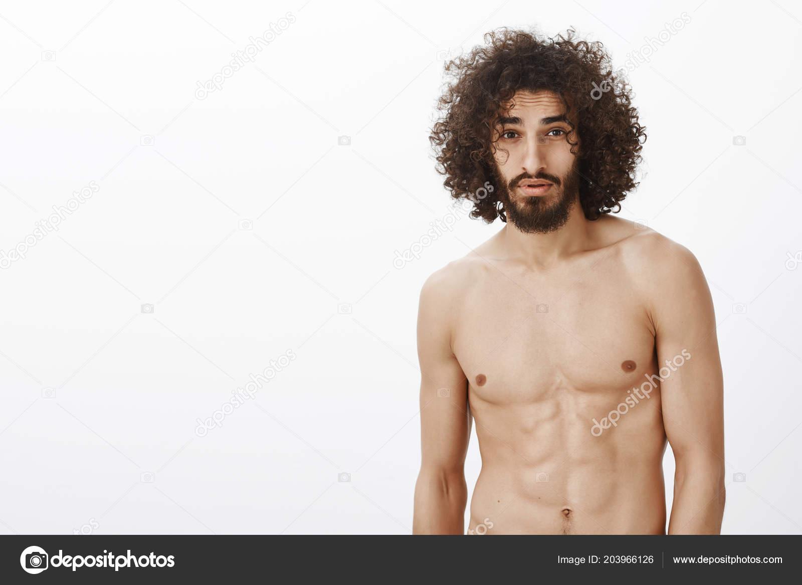 bart nackt
