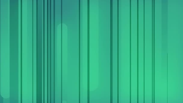 Abstract 3d rendering of green colored geometric shapes. Computer generated loop animation. Geometric pattern. 4k UHD