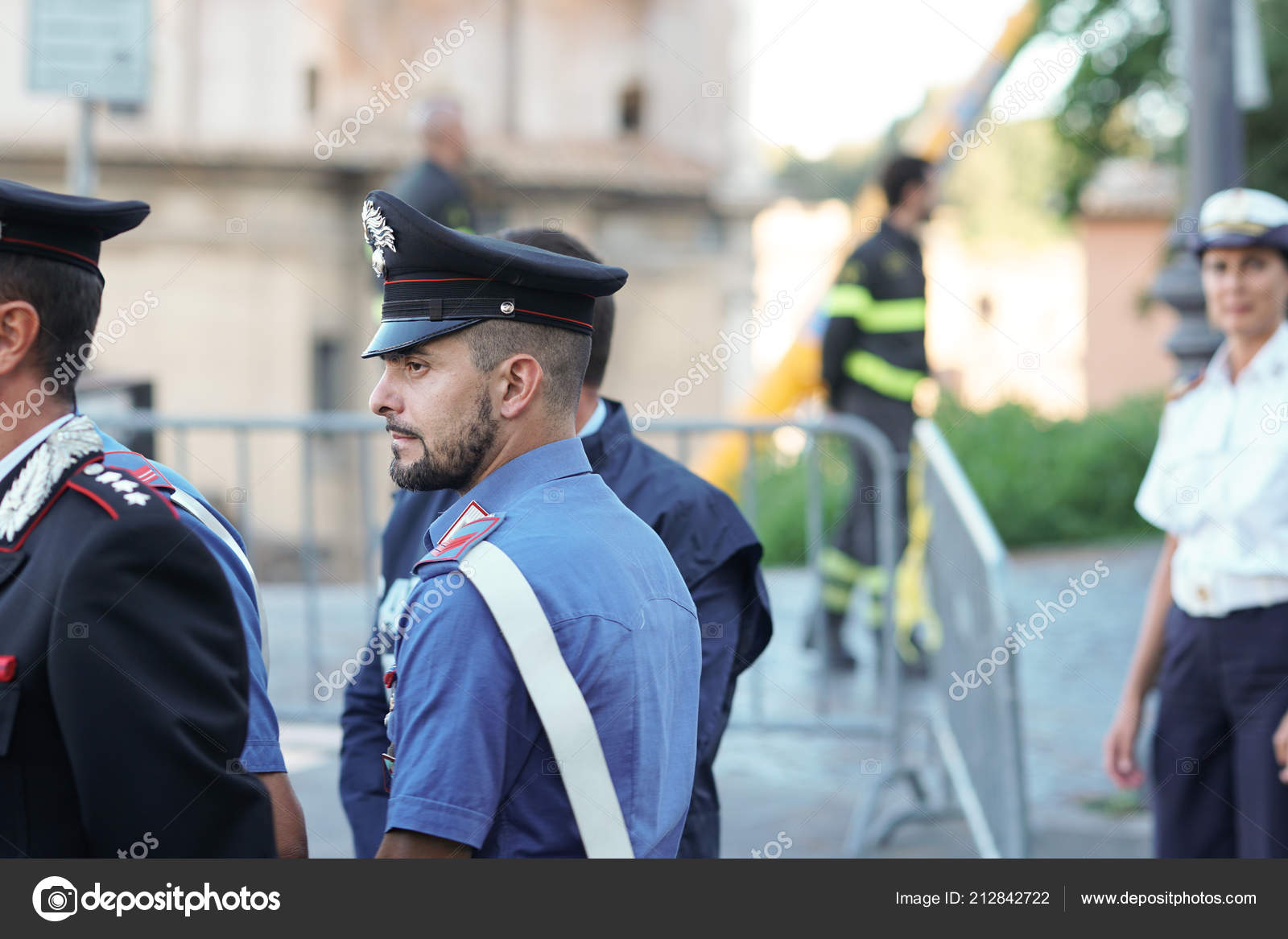 Carabinieri Italian Police Cavalry   Italian Carabinieri